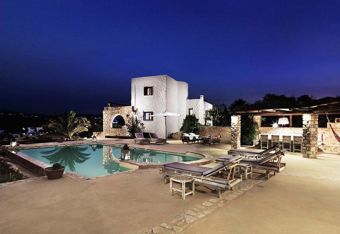 Paros villa for sale, Greece
