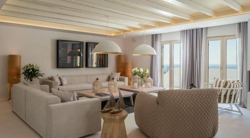 Prime Location Mykonos Villa for Sale, Elia Beach 12