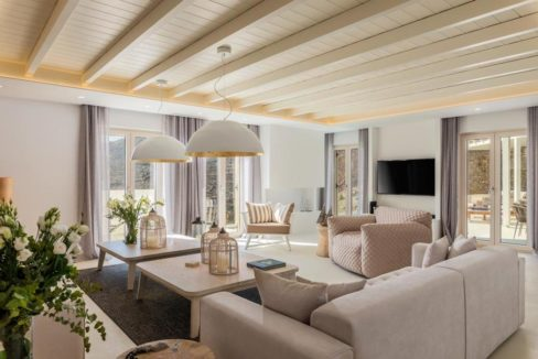 Prime Location Mykonos Villa for Sale, Elia Beach 14