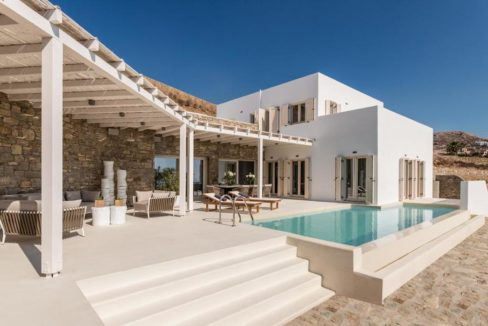 Prime Location Mykonos Villa for Sale, Elia Beach 15