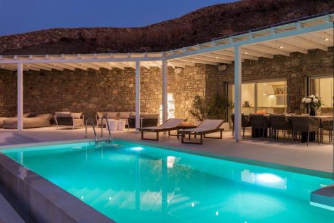 Prime Location Mykonos Villa for Sale, Elia Beach 16