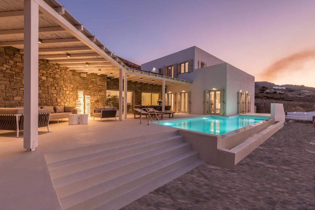 Prime Location Mykonos Villa for Sale, Elia Beach