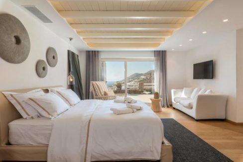 Prime Location Mykonos Villa for Sale, Elia Beach 8