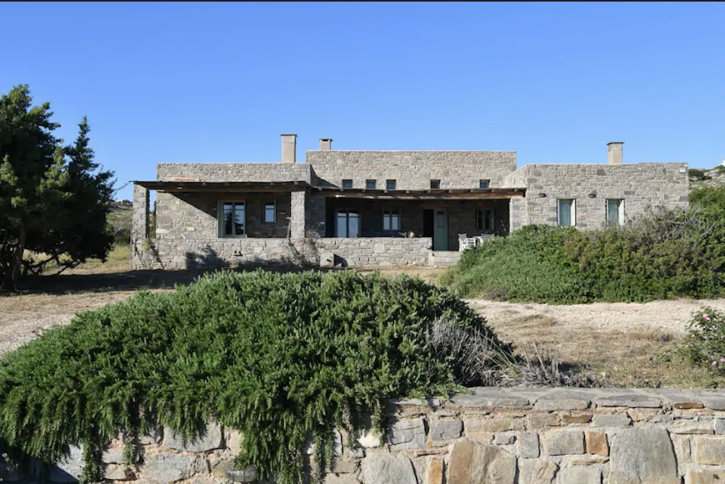 Private Stone Villa close to Naousa Paros