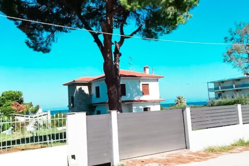 Seafront House at Pefkohori Halkidiki for sale 15
