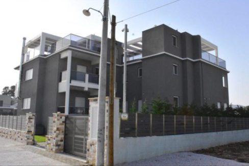 Seafront Property in Attica, Porto Rafti 1