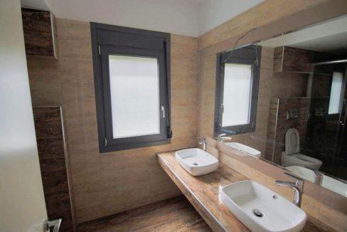 Sithonia Luxury beachfront villa 14