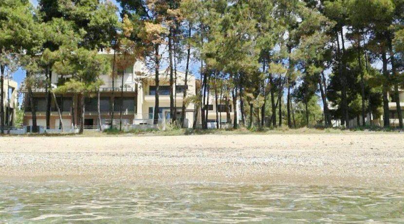 Sithonia Luxury beachfront villa 16