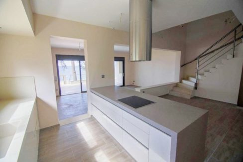 Sithonia Luxury beachfront villa 17