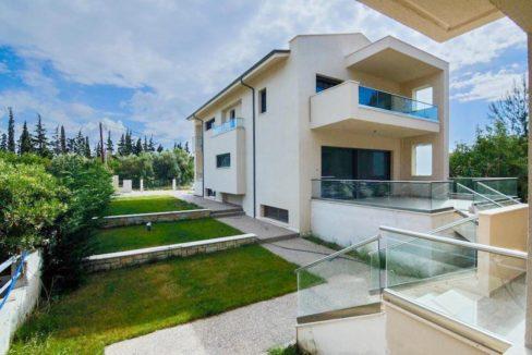 Sithonia Luxury beachfront villa 19