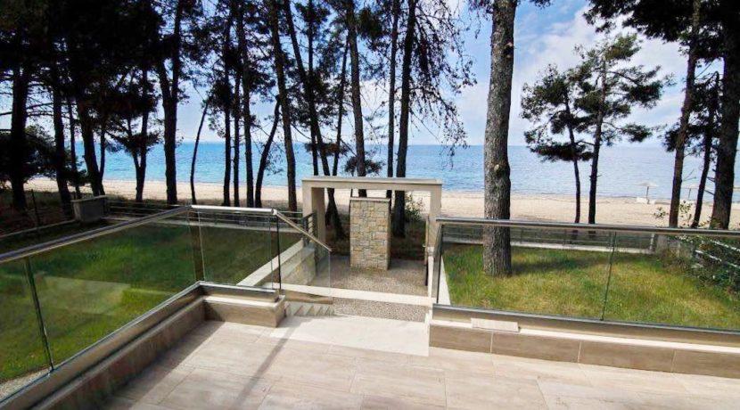 Sithonia Luxury beachfront villa 2