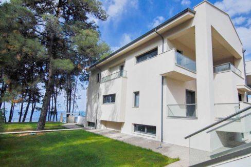 Sithonia Luxury beachfront villa 25