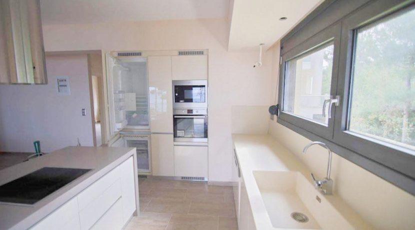 Sithonia Luxury beachfront villa 28