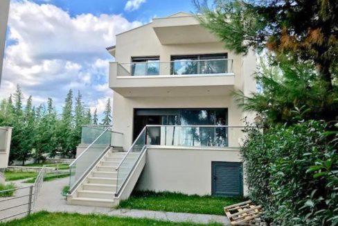 Sithonia Luxury beachfront villa 31