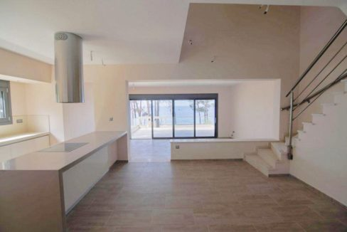Sithonia Luxury beachfront villa 32