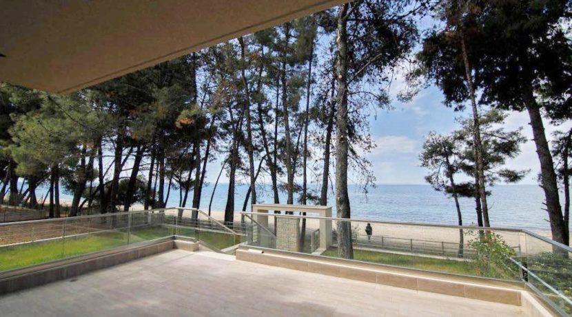 Sithonia Luxury beachfront villa 33