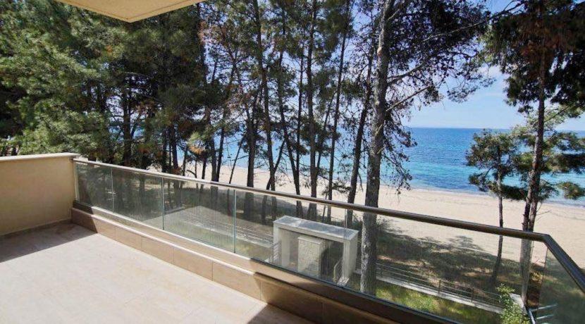 Sithonia Luxury beachfront villa 7