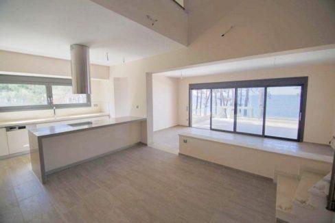 Sithonia Luxury beachfront villa 8