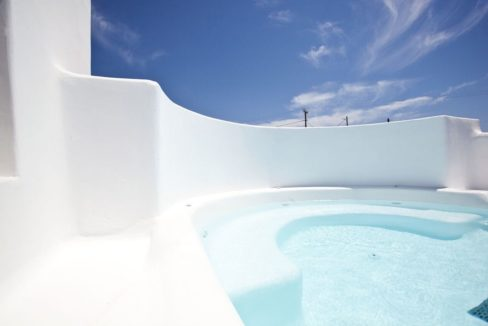 Spacious Sea View Villa in Kalafatis Mykonos 13