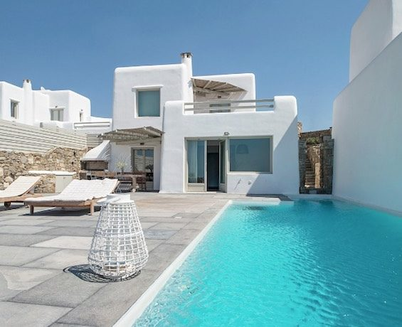 Spacious Sea View Villa in Kalafatis Mykonos 15