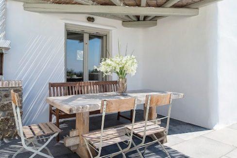 Spacious Sea View Villa in Kalafatis Mykonos 17