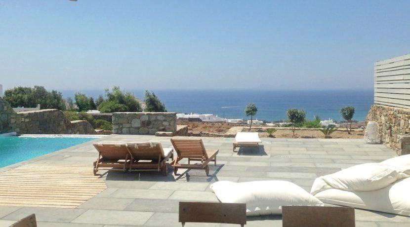 Spacious Sea View Villa in Kalafatis Mykonos 18