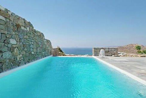 Spacious Sea View Villa in Kalafatis Mykonos 4