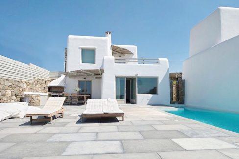 Spacious Sea View Villa in Kalafatis Mykonos 5