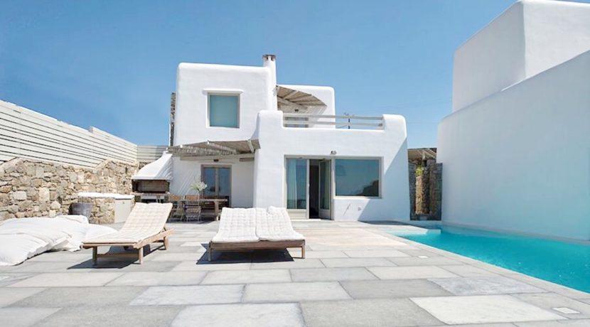 Spacious Sea View Villa in Kalafatis Mykonos 5