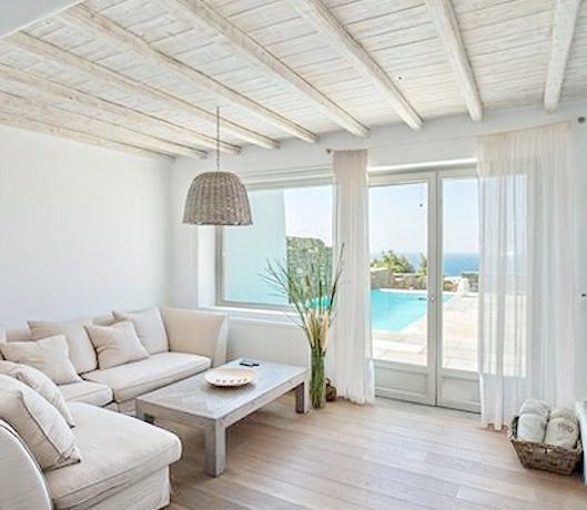 Spacious Sea View Villa in Kalafatis Mykonos 8