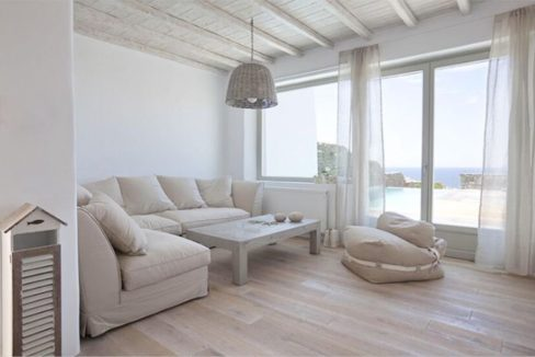 Spacious Sea View Villa in Kalafatis Mykonos 9