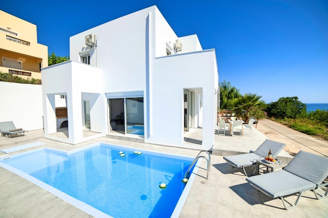 Villa at Chania Crete, Georgioupoli