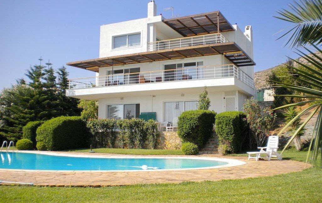 Villa with Pool near the sea Attica , Sounio