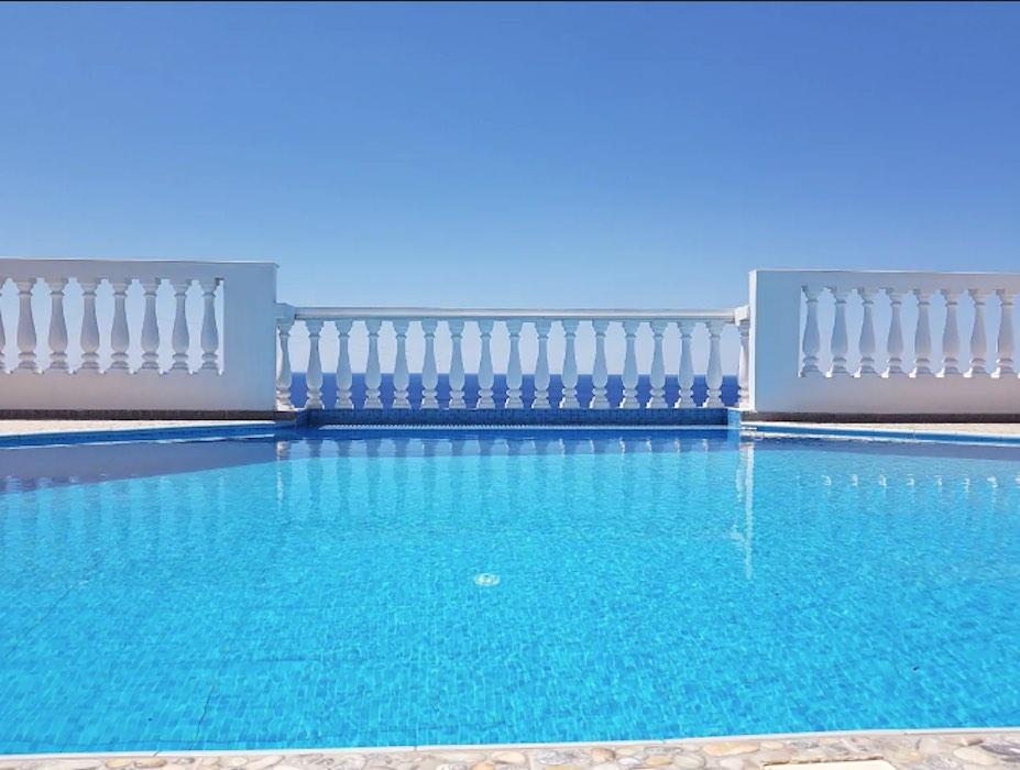 Villa with sea view at Ierapetra Crete