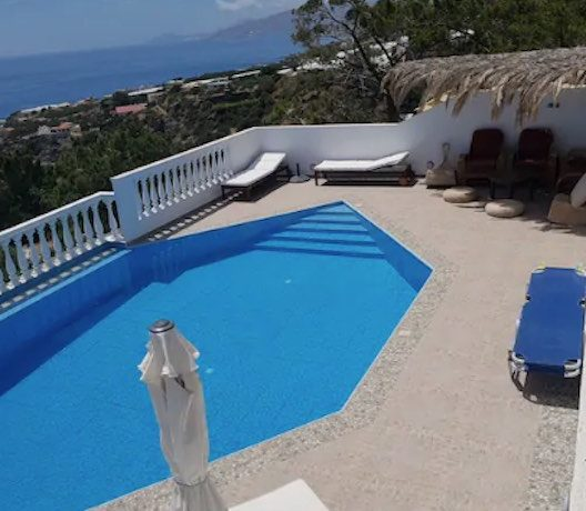 Villa with sea view at Ierapetra Crete 4
