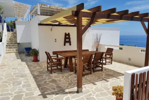 Villa with sea view at Ierapetra Crete 6