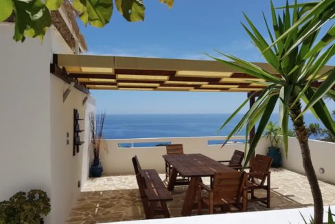 Villa with sea view at Ierapetra Crete 7