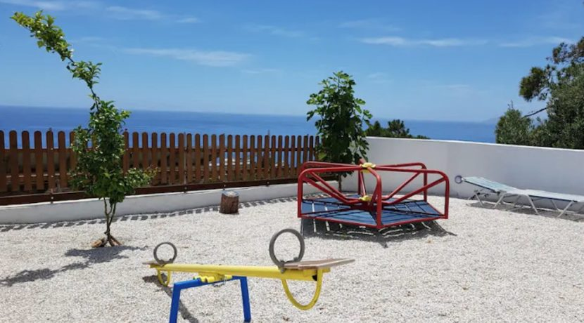 Villa with sea view at Ierapetra Crete 9