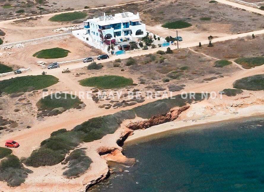 Apartments Hotel Antiparos, Cyclades Greece, Antiparos Real Estate, Antiparos Hotel for Sale