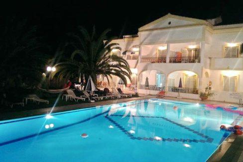 Apartments Hotel at Corfu Greece 9