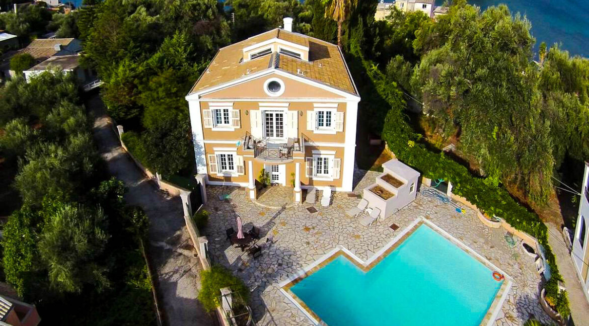 Classical Villa in Corfu, Perama, Houses for Sale in Corfu