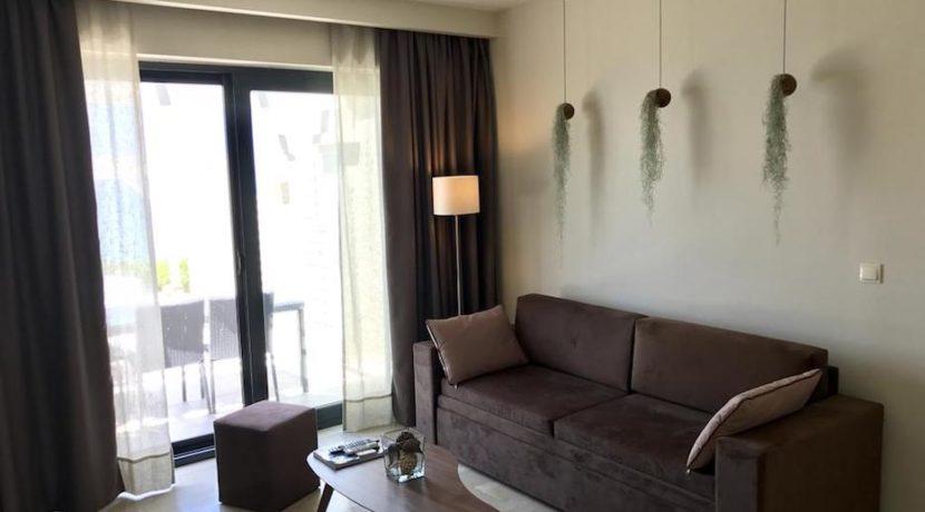 Complex of 5 small seafront villas in Corfu for sale 7