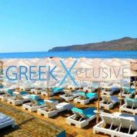 For Sale Beach Bar Restaurant at Chania Crete