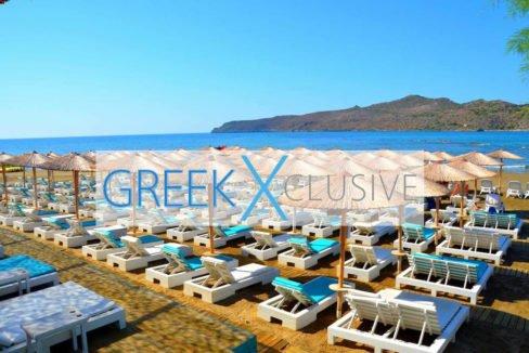 For Sale Beach Bar Restaurant at Chania Crete 1