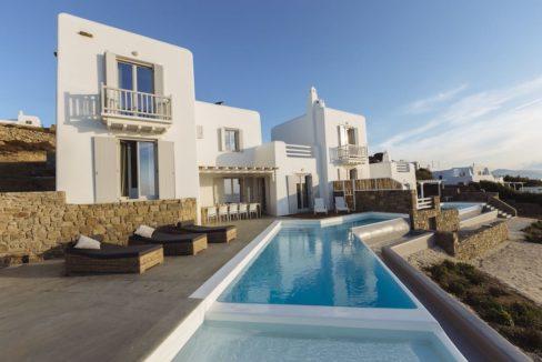 Holiday Villa Mykonos for Sale 11