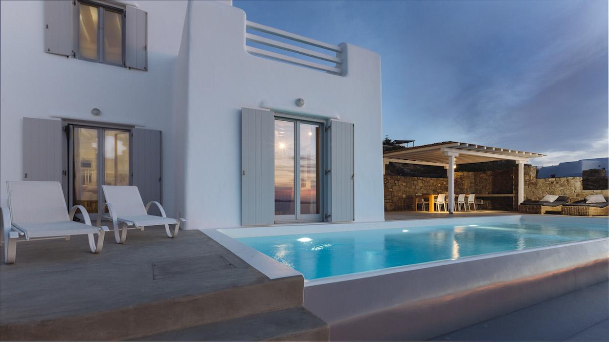 Holiday Villa Mykonos for Sale, Faros Armenistis