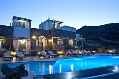 Mykonos Hotel Complex of 5 Maisonettes, Real Estate in Mykonos, Hotel for Sale in Mykonos, Mykonos Villas for Sale, Invest in Mykonos