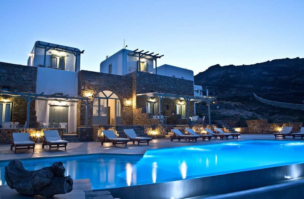 Mykonos Hotel Complex of 5 Maisonettes, Ano mera – Elia