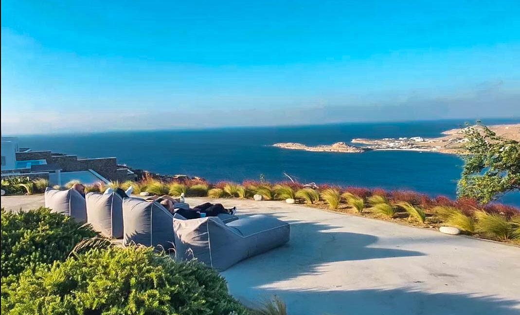Mykonos Properties,Villa Psarou Mykonos for Sale