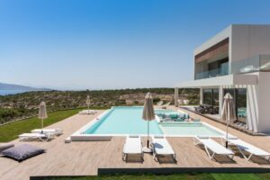 New Built Villa at Chania, Properties Chania Crete Greece